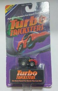 1989 Tonka Turbo Tricksters Pull Back Penny Racer #029 Firebird (Rare)