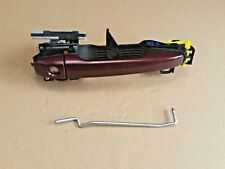 TOYOTA AVENSIS 2012 O/S DRIVERS RIGHT SIDE FRONT DOOR OUTER HANDLE