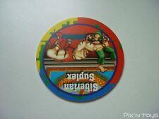 POG / Caps Super Street Fighter 2 N°41 / Merlin Collection Capcom
