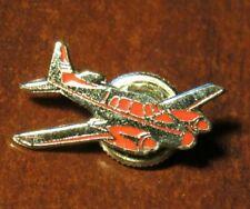 Vintage Piper Aztec Apache Screwback Pin - Aviation Airplane