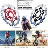 160/180/203mm MTB Road Bike Metal Floating Disc Brake Rotors Bicycle Parts Well
