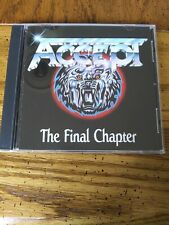 Accept - The Final Chapter - 2CD