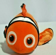 "Disney Pixar ""Finding Nemo"" ""Nemo Clown-Fish"" 9"" Plush Doll / Pre-Owned"