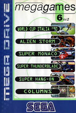 # Sega Mega Drive-Mega Games 6-2 incl. Alien Storm (sólo módulo, sin OVP) #