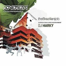 Movement: The Brazilian Job by DJ Marky (CD, Jun-2002, Street Beat Records)