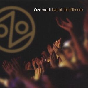 Live at the Fillmore by Ozomatli (CD + DVD, Aug-2005, Concord Jazz)