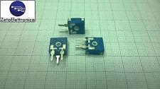 3PZ TRIMMER 4,7M VERTICALE MONOGIRO 4,7Mohm 0,15W THT PCB POTENZIOMETRO