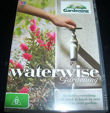 Gardening Australia Waterwise Gardening (ABC TV) (Australia Region 4) DVD