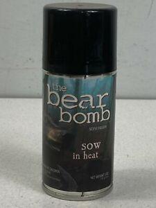 Buck Bomb Scent Fogger. Bear Bomb. Sow in Heat. 5 Ounce.