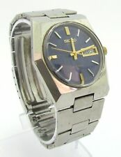 Seiko Mens Automatic 23 Jewels Day Date Watch