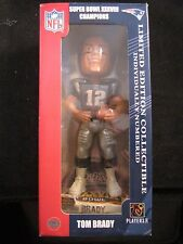 TOM BRADY BOBBLEHEAD LIMITED EDITION NUMBERED SUPER BOWL XXXVIII MINT IN BOX
