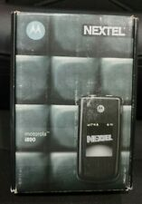NEW IN BOX MOTOROLA NEXTEL i890 COMPLETE RARE COLLECTORS ITEM IDEN