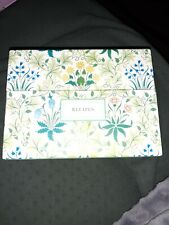 V&A William Morris Recipe Box by William Morris 9780735332638 Brand New