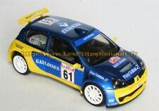 1:43 decal Racing43:Renault Clio S1600-Goiiiiiii rally Montecarlo2003-Tirabassi