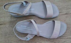 Ecco Sandals Size EUR 38. Excellent condition.