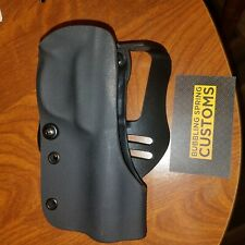 Ruger mark 4  22/45 lite paddle holster optics ready black
