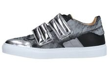 $520 Authentic MM6 MAISON MARGIELA Women's Double Strap Low Top Sneakers Shoes