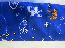 Kentucky Wildcat Flaxseed Aromatherapy Herb Neck Pillow  - UK  Hot or Cold Use
