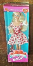 "Barbie VALENTINE SWEETHEART Special Edition 11"" Doll (1995, Mattel)"