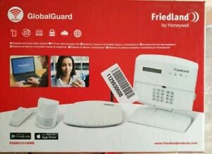 Friedland Honeywell Globalguard Smartphone Home System-Access anywhere in World