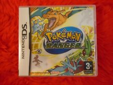 ds POKEMON RANGER Game Limited Shiny Cover Lite DSi 3DS PAL UK REGION FREE