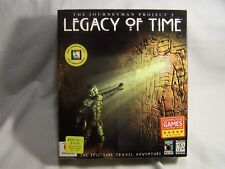 The Journeyman Project 3: Legacy of Time - PC Big Box