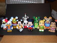 "Lot of 10 Disney Vinylmation 3"" figurines - PARK series 7"