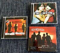 The Libertines - Complete Studio Album CD Discography X3 Up The Bracket etc