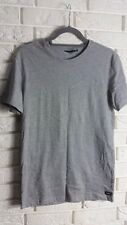 Dr Denim Patrick T-Shirt Light Grey Mix size XS ex ASOS