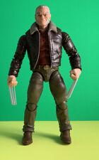 Marvel Legends Warlock Wave Logan Wolverine Action Figure Loose NO BAF
