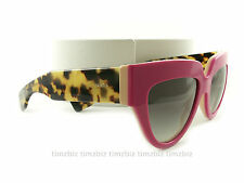 New Prada Sunglasses SPR 29P Pink Havana SL10A7 Authentic Made in Italy