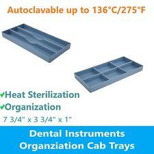 Dental Instruments Tray For Sterilization Amp Organization Of Dental Strips Discs