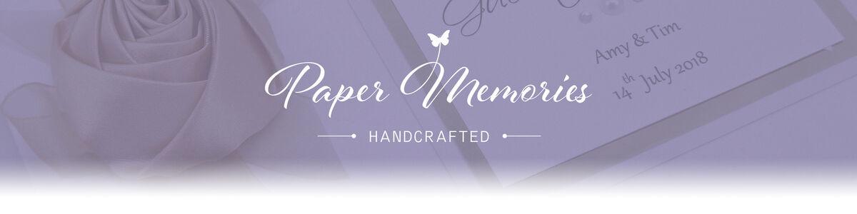 Paper Memories by Sarah Morgan