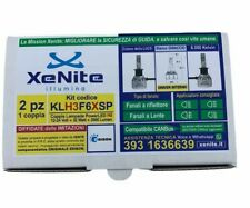 Kit LED H3 XeNite 12-24 Volt 32 Watt 2x3000 Lumen, Bianco GHIACCIO 6000 Kelvin
