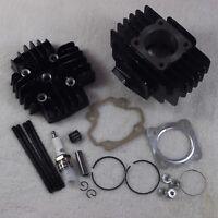 New 44mm Piston Kit Gaskets for Yamaha Big Bore PW50 PW60 QT60 60cc Free Ship ok
