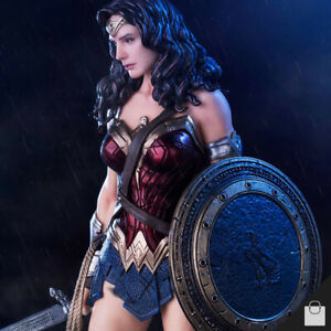 Wonder Woman Statue Iron Studios Figure 1:10 Diana Batman Vs Superman V Limited