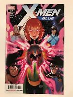X-Men Blue #32 Marvel Comic 1st Print 2018 unread NM
