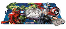 Avengers-Iron Man thor 3d effect tischset napperon placemat set de table