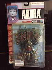 AKIRA and THRONE action figure McFarlane Toys 2001 Japanese anime new todd movie