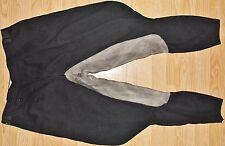 Rare Beautiful Original WW2 German DRP Nurnburg Black Elite Uniform Breeches