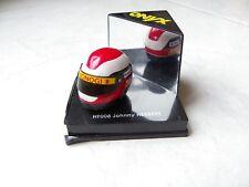 Casque Johnny Herbert HF008 Lotus 1994 Onyx 1/12 F1 helmet Formule 1