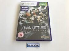 Steel Battalion Heavy Armor - Microsoft Xbox 360 - PAL UK - Neuf Sous Blister