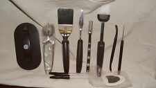 Cricut Cake Tools - 11 piece TOOL SET - Very lightly used