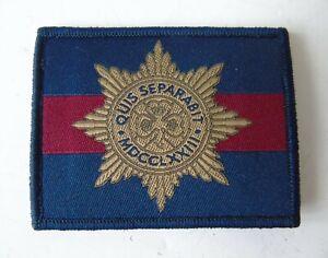 British Army Irish Guards Morale ID Patch/Badge - New