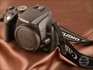 Canon 350D 8MP Digital Camera inc Battery - VGC - 714