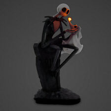 "Disney Parks Nightmare Before Christmas Jack Zero Light Up 9 1/2"" Figure Statue"