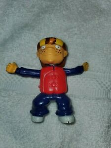 Rocket Power Twister Rodriguez Burger King Action Figure Toy Collectible