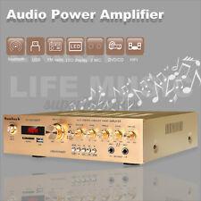 2000W HiFi Stereo Verstärker bluetooth 5.0 Digital Power Amplifier FM Verstärker