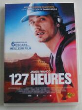 DVD 127 HEURES - James FRANCO - Film de Danny BOYLE