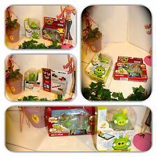 ANGRY BIRDS GO! TELE-PODS & ANGRY BIRDS KING PIG DELUXE MULTI PACK LOT!